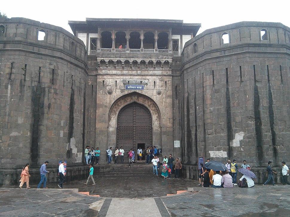 Entrance to Shaniwar wada