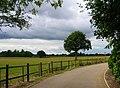 Entrance to Shermanbury Grange - geograph.org.uk - 226430.jpg