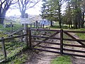 Entrance to Stronelairg Lodge - geograph.org.uk - 804428.jpg