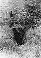 Entrance to vault in Leochel old churchyard, Aberdeenshire. Wellcome L0012143EA.jpg
