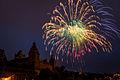 Eröffnungs Feuerwerk Volksfest Aschaffenburg 2014 (14277924297).jpg