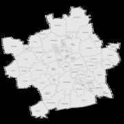 Erfurt-Ortsteile