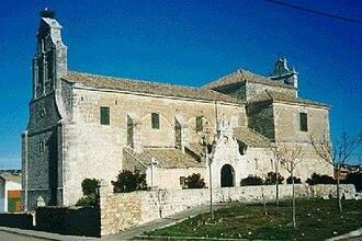 Baltanás - Image: Ermita baltanas