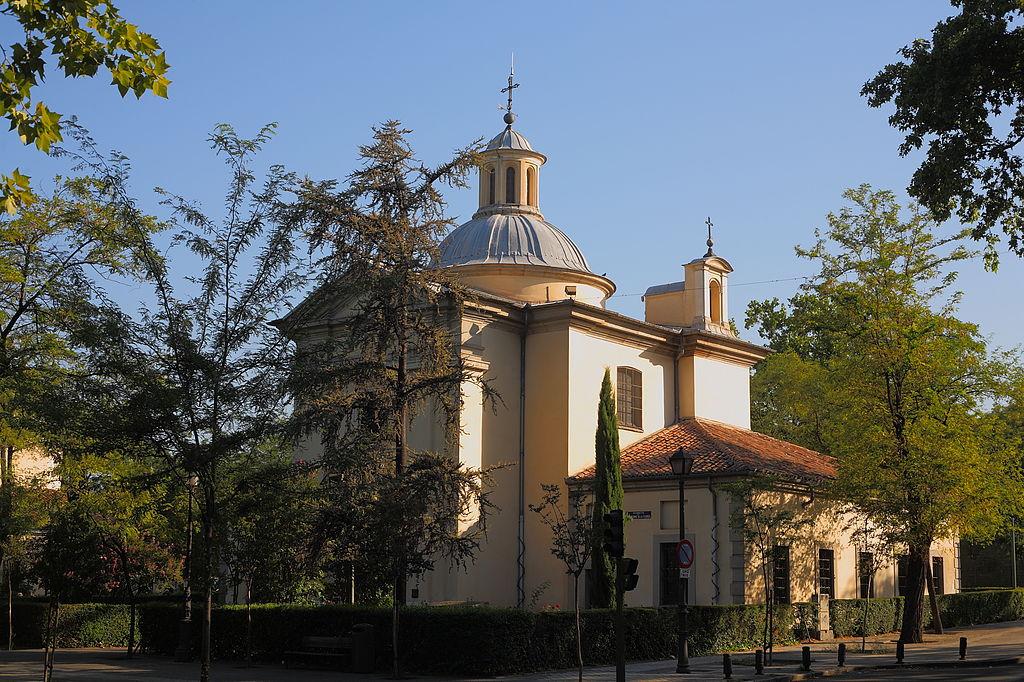 Ermita de San Antonio de la Florida en la actualidad