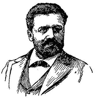 Ernest Roche - Ernest Roche in 1900