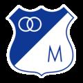 Escudo de Millonarios temporada 2007-2008.png
