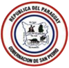 Coat of arms of San Pedro Department