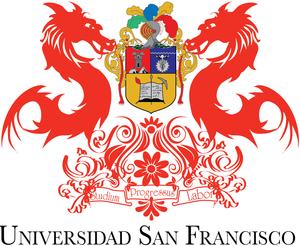 Universidad San Francisco de Quito - Seal of Universidad San Francisco de Quito