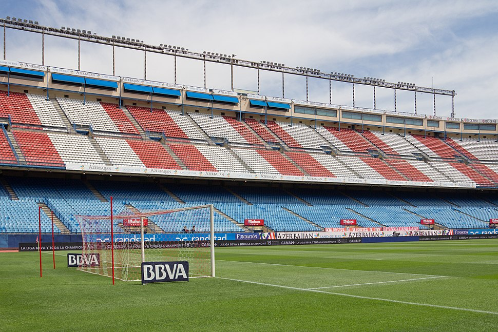 Estadio Vicente Calderón - 01