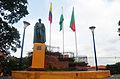 Estatua de Bolivar en el Peñol.JPG