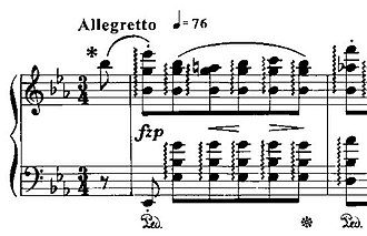 Études (Chopin) - Image: Etude Op 10N11
