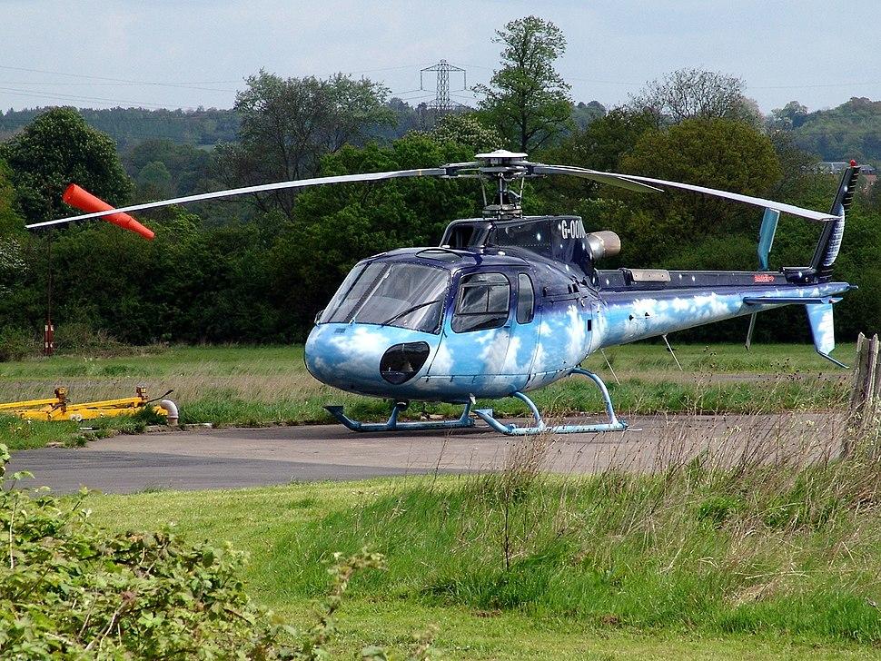 Eurocopter AS-350B-3 Ecureuil AN0980259