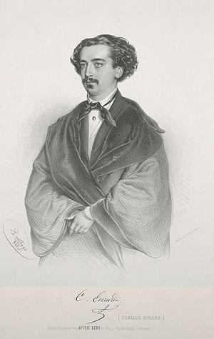 Camille Everardi - Camille Everardi (c.1855)