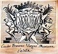 Ex libris del Cavalier Francesco Vargas Macciucca.jpg