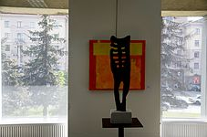 Exhibition UNDER 35 in Palace of Art Minsk 13.05.2014 Vasil Tsimashou.JPG