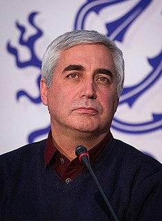 Ebrahim Hatamikia Iranian screenwriter and film director