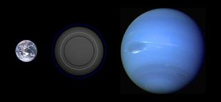 Gliese 581d extrasolar planet