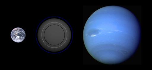 Exoplanet Comparison Gliese 581 d