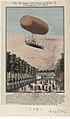 Experience aréostatique de Mrs. Robert Vue du tapis vert prise au dessus de l'Orangerie à St-Cloud.jpg