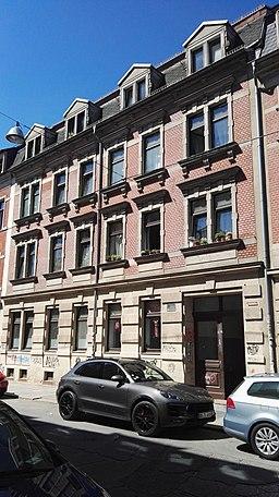 Förstereistraße in Dresden