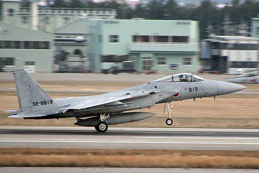 F-15J (819) at Komatsu