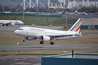F-GRHS - A319 - Air France