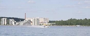 Vesijarvi Paijat Hame Wikipedia