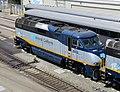 F59PHI locomotive at at Oakland Maintenance Facility, July 2020.JPG