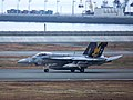 FA-18E Super Hornet of VFA-115 at MCAS Iwakuni on 28 November 2017 (171128-M-NE059-0122).JPG