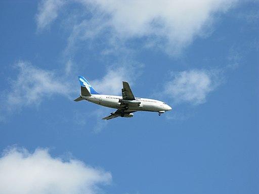 FAB Boeing B732 C-FNVT