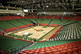 Teaching Gym (Florida A&M) - Image: FAMU Arena