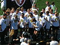 FC Gold Pride pose with 2010 WPS Championship Trophy 3.JPG