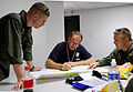 FEMA - 35781 - FEMA Region VII Administrator and Marine 1 aircrew map flight path in Iowa.jpg