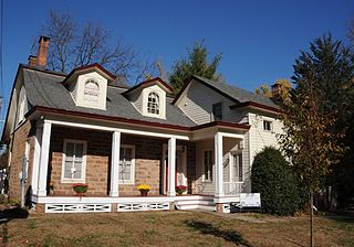 Frederick Wortendyke House (Woodcliff Lake, New Jersey) United States historic place