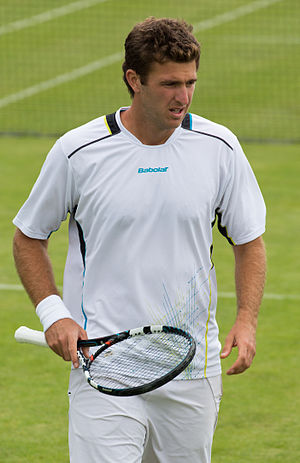 Fabrice Martin - Fabrice Martin at the 2015 Aegon Surbiton Trophy tournament