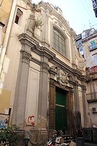 Santi Marco e Andrea a Nilo, Naples