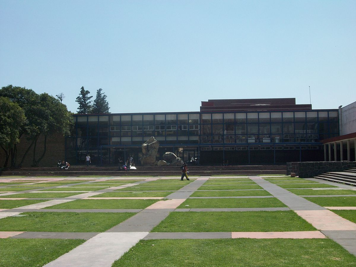 Facultad de arquitectura universidad nacional aut noma de for Aulas web arquitectura