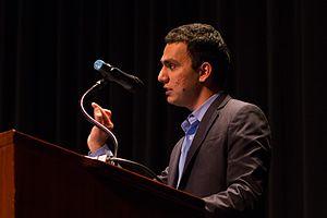 Faisal Saeed Al Mutar - Faisal Saeed Al Mutar at the University of Missouri in March 2014