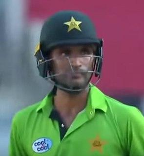 Fakhar Zaman (cricketer) Pakistani cricketer