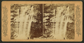 Falls in Onoka (Onoko) Glen, Mauch Chunk, Pa, from Robert N. Dennis collection of stereoscopic views.png