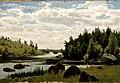 Fanny Churberg - Kesän vehreyttä - A-1994-190 - Finnish National Gallery.jpg