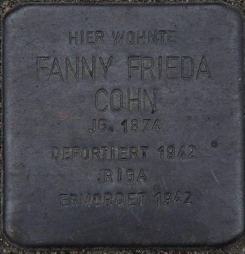 Fanny Frieda Stolperstein Schwedt Oder.jpg