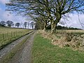 Farm Track - geograph.org.uk - 143735.jpg