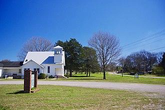 Farmington, Tennessee - Church in Farmington