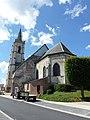 Fauquembergues (Pas-de-Calais, Fr) église Saint-Léger.JPG