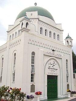 فضل مسجد