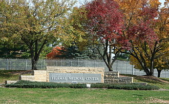 Federal Medical Center, Rochester - Image: Federal Medical Center Rochester