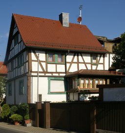 Schimborner Straße in Hösbach