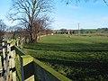 Fence around Fonaby House Farm - geograph.org.uk - 312336.jpg