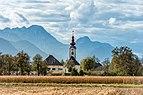 Ferlach Kappel Pfarrhof und Pfarrkirche hl Zeno Ost-Ansicht 09102017 5601.jpg